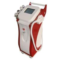 Quality 4 In 1 E-light RF IPL Multifunction Beauty Machine For Pore Reduction , Losing Weight wholesale