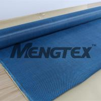 Quality Carbon and Blue Aramid Fiber Fabric 1000 -1500mm Width for radomes wholesale
