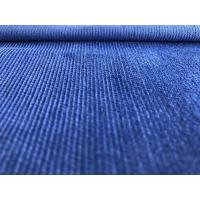 Quality Modern Soft 16W Stretch Cotton Corduroy Fabric For Cover , Bag , Bedding wholesale
