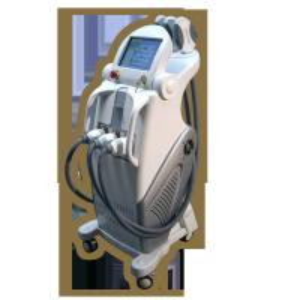 Quality Clinic Use 3 handpieces E-Light Beauty Machine  wholesale