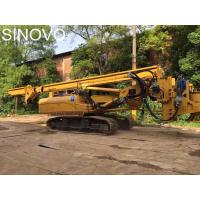 Cheap rotary drilling rigs for max torque 200kn.m rotating speed 8-27rpm for sale