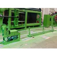 China Galvanizing And Pvc Wire Straightening And Cutting Machine For 4000mm Width on sale