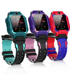 Quality One Key SOS Dual Camera HS6620 Kids Touch Screen Smartwatch wholesale