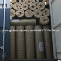 China Hot sell welded wire mesh with labels,called weld mesh rolls on sale