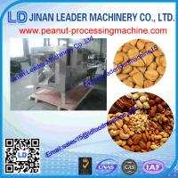 Quality Peanut roasting machine nuts almond roaster low cost long service life wholesale