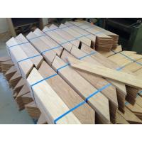 Quality High end Customized Oak Chevron Parquet Flooring wholesale