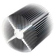 China LED Heat Sink Extrusion Aluminum Heat Sinks Die Casting LED bulb round on sale