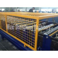 Cheap GI. PPGI aluminum Corrugate Sheet Roll Forming Machine with super fast forming for sale