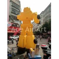 Cheap Replica advertising inflatable Camaro in Transformers for sale for sale