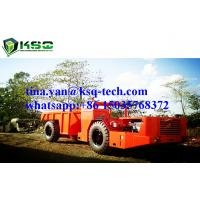 Quality RT-15 Hydropower Low Profile Dump Truck For Mining , Quarrying , Construction wholesale