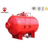 "Quality Vertical / Horizontal Bladder Tank Foam System Fire Suppression 3""-10"" Proportioner Size wholesale"
