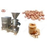 China Commercial Peanut Butter Making Machine With Factory Price|Groundnut Butter Making Machine Manufacturer on sale