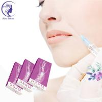 Quality Cross linked injectable 1ML hyaluronate acid dermal filler for cosmetic surgery wholesale