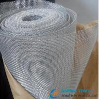 """Cheap Aluminum Alloy Insect Screen, 14×14mesh, 0.025"""" Wire, Prevent Insects for sale"""