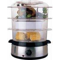 Buy cheap EMFST03 / Electric Food steamer / 9L / 3 layers / S/S decoration product
