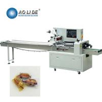 China Tablet Candy Packaging Machine / Horizontal Pillow Packaging Machine on sale