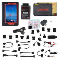 Quality Launch X-431 V 8inch Tablet Scanner Wifi/Bluetooth Full System Launch X431 V Diagnostic Tool wholesale