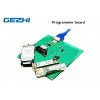 Quality Programmer board of optical transceivers GBIC , SFP , SFP+ , XFP , X2 , XENPAK wholesale