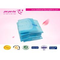 Quality Individual Easy Packaged Multi Color Anion Sanitary Napkin For Girls Comfort And Enjoyment wholesale