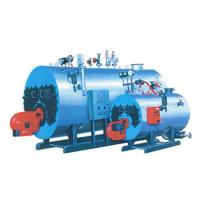 Cheap WNS Series 6 Ton Gas Fired Industrial Steam Boiler Approved ISO9001 for sale