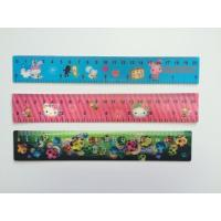 Quality PP Ruler 3d Lenticular Printing Services For Kids 0.38 mm / 0.45 mm / 0.58 mm wholesale