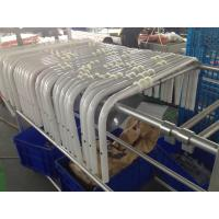 Cheap Aksu Powder Coating CNC Bending Tubes with Holes for Aluminum Alloy Stair Chair for sale