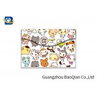 China Coloful Picture 3D Lenticular Printing Service Plastic  File Bag / Folder on sale