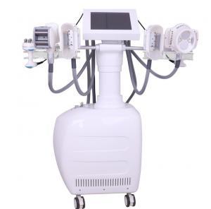 Quality Vacuum Cryolipolysis Fat Freezing Fat Loss Machine With Vacucum RF ROller Velashape V10 Cellulite Reduction Body Shape wholesale