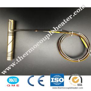 China Hot runner spring brass coil nozzle heater heating element for fog machine on sale
