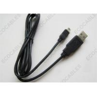 Quality AM TO Mini 5 Pin Cable for Charging / Data Transfer USB Cable With ROHS wholesale