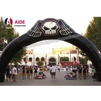 Quality Event Show Inflatable Entrance Arch Inflatable Halloween Archway Advertisement wholesale
