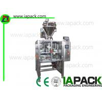 Quality Snacks Auto Pouch Packing Machine , Semi Automatic Bagging Machine wholesale