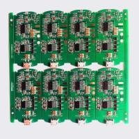 China 1OZ Rogers 4003C Double Sided PCB , FR4 Laminate Multilayer Printed Circuit Board on sale