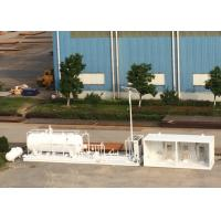 Quality Customized 10m3 LPG Skid Mounted Tank / Mobile LPG Gas Filling Station wholesale