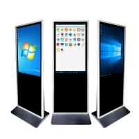 Cheap 350cd/m2 Standalone Digital Signage Slim 55 Inch For Mall Supermarket Hospital for sale