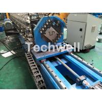 Quality Furring Channel Cold Rolling Machine with Guiding Column Forming Structure wholesale