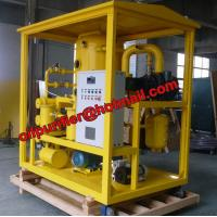 Quality Double Stage Vacuum Oil Purifier Machine, Transformer Oil Dual Distillation System wholesale