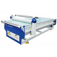 Quality Flatbed Sign Making Wide Format Roll To Roll Hot Lamination Machine Multi Function Infrared Heating wholesale