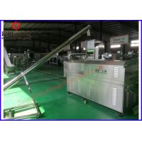 China China automatic extruded corn puffed snack food processing equipment on sale