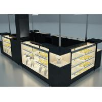 Quality Elegant Appearance Jewelry Showcase Kiosk With Fully - Enclosed Structure wholesale