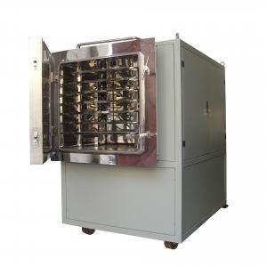 China LTDG -100 Vacuum Freeze Drying Machine , Fruit Dryer Machine High Efficiency on sale