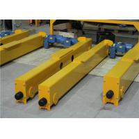 Buy cheap Electric Crane End Carriage For Single Or Double Overhead Crane from wholesalers