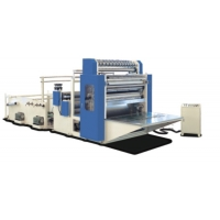 China CE Certificated 380V Interfold V Folded Tissue Paper Machinery on sale
