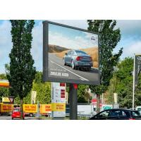 Quality High Brightness Outdoor Led Digital Billboards With 1024*768mm LED Screen Panels wholesale