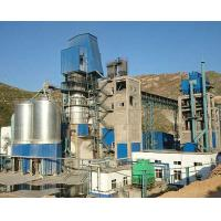 China Vertical Calcination Equipment For Gypsum Powder Heating / Lime Vertical Shaft Kiln on sale