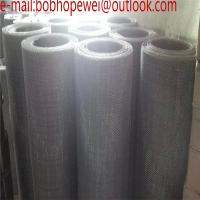 China Kanthal Wire Mesh,FeCrAl Alloy Wire Cloth/wire mesh infrared gas burner / fecral woven wire mesh for infrared burner on sale