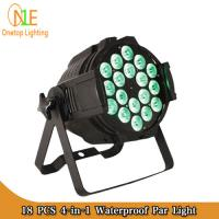 Quality IP65 18*10 4in1 Waterproof rgbw led par light|high power|Factory Price wholesale