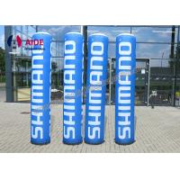 Quality Club Multi Color Giant Inflatable Pillar Promotional Large Inflatable Tube wholesale