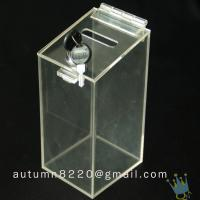 Quality BO (38) clear acrylic display case wholesale
