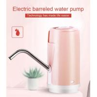 China Bottled Water Dispenser Pump With 4W 5V Saving Your Power And Safety Drinking on sale